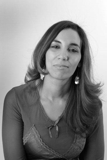 claire-schneider-portrait de Nezha Lahyani
