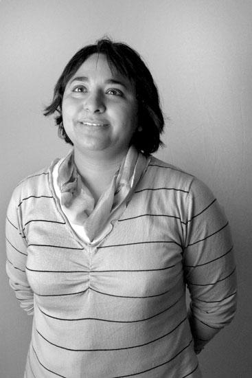 claire-schneider-portrait de Najet Smida